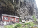 Helleren in Jössingfjord. classic Norwegian sports climbing.